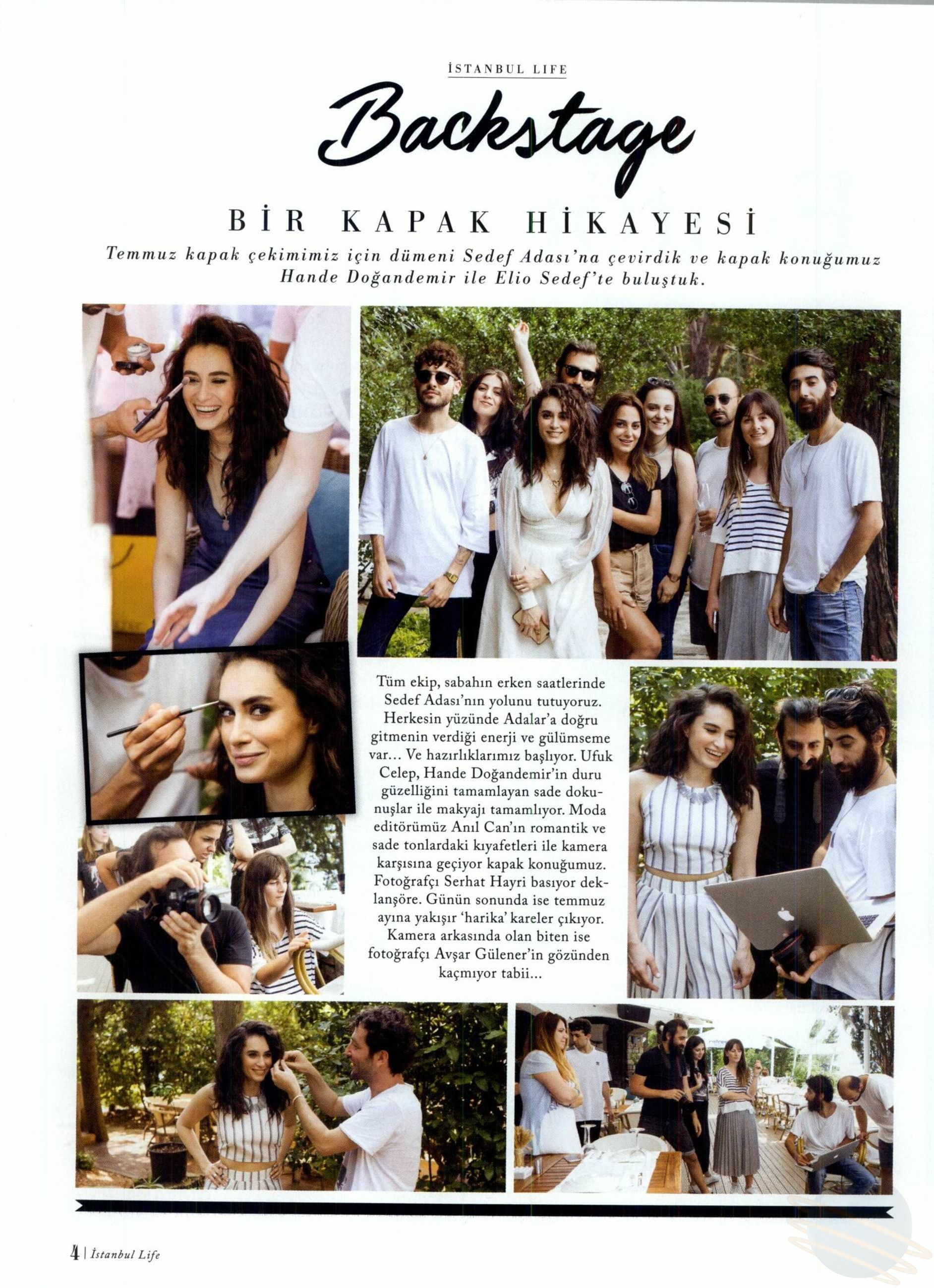 Istanbul Life - 01.07.2017